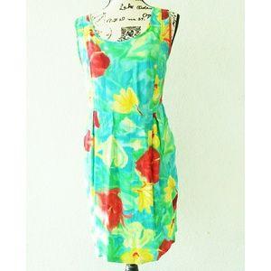 Jam's World floral summer dress